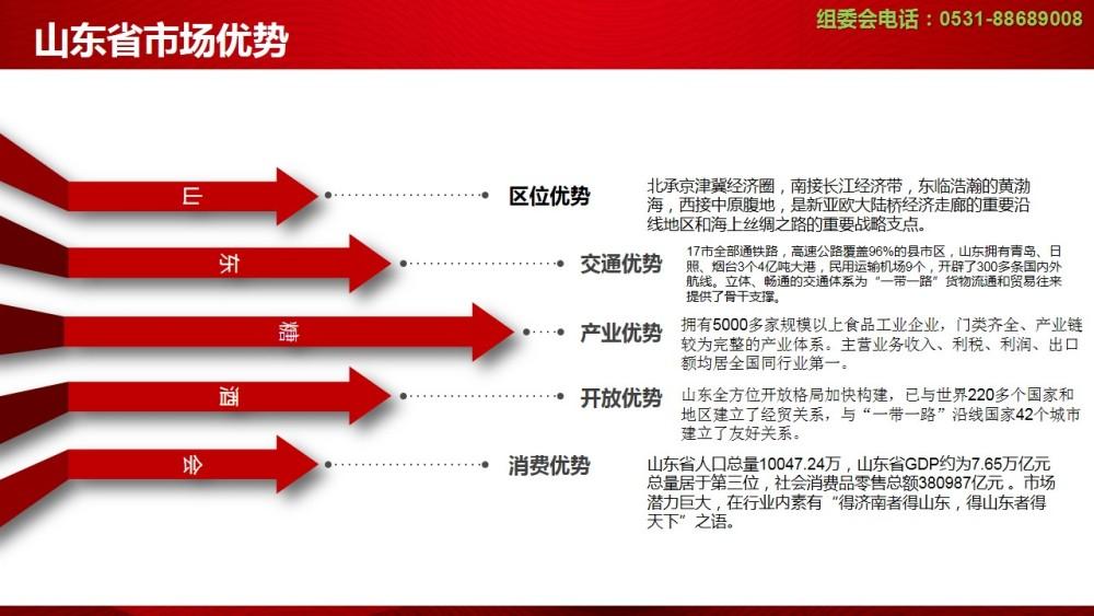東營市2019濟南秋季糖酒會大圖