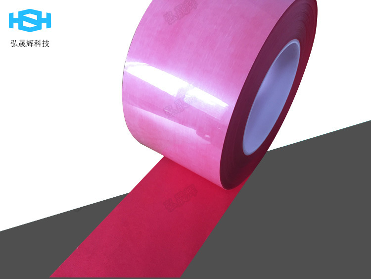 美纹胶、耐高温红美纹胶带、PCB电镀红美纹胶带