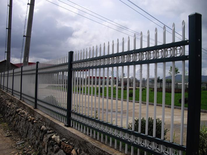 洛阳围墙护栏小区学校厂房围栏厂家
