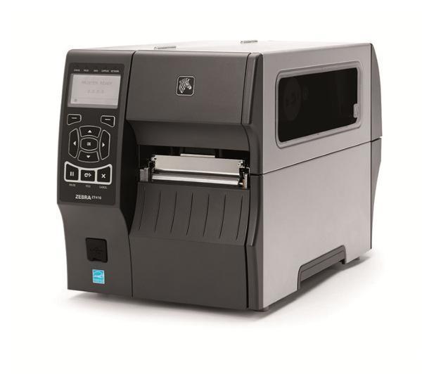 斑马条码打印机(图)、斑马zt410标签机、镇江市斑马