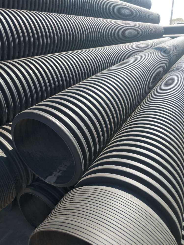 霍州市HDPE雙壁波紋管 DN300/400波紋管歡迎來電咨詢