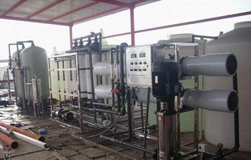苏州废水设备/金阊区电子生产废水设备/中水回用设备