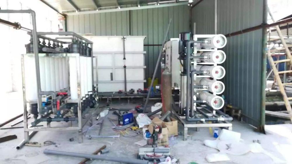 苏州相城区中水回用设备/电镀废水回用设备