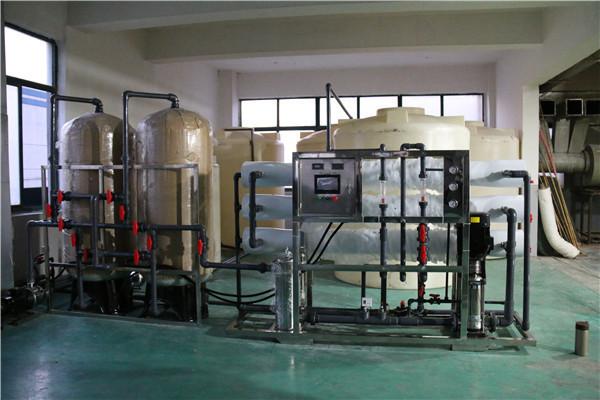 德州纯水设备/德州工业生产反渗透设备/德州中水回用设备