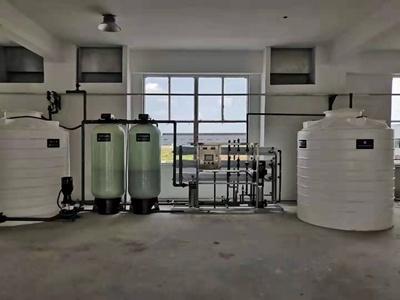 河北水处理设备/河北滚涂油漆生产线纯水设备/伟志水处理公司