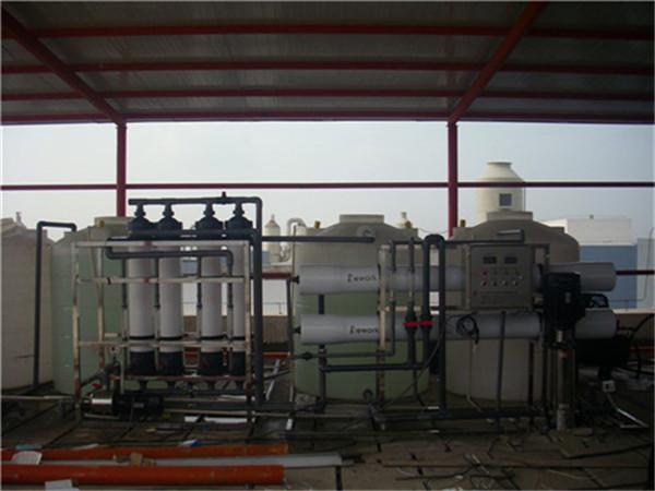 苏州废水处理设备/虎丘区线路板清洗废水设备/中水回用设备