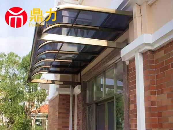 安庆市阳台棚定制、专业在鼎力、阳台棚定制报价