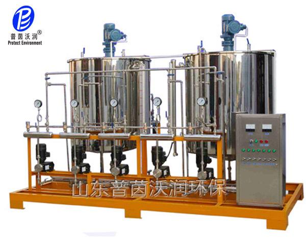高难度水处理设备、郑州市水处理设备、普茵沃润