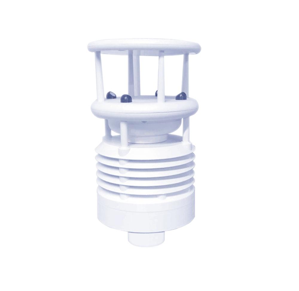HCD6817B扬尘在线监测仪(温湿压+风速风向+PM2.5/10)