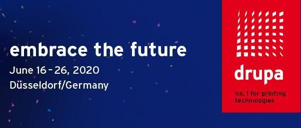 2020年德国印刷展/德鲁巴印刷展/DRUPA 2020