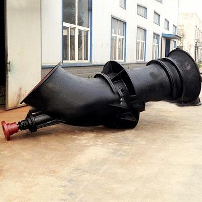 德能泵业(图)、水利工程专用轴流泵、威海市轴流泵
