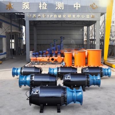 水利工程专用轴流泵、台州市轴流泵、德能泵业(查看)