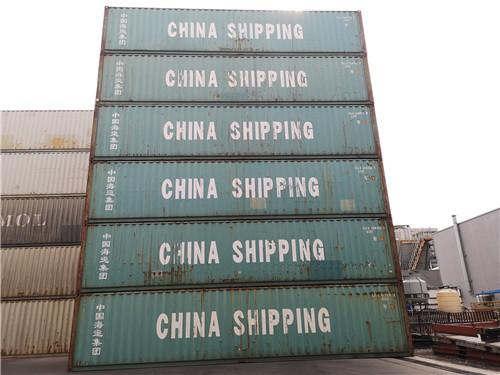 供应天津二手集装箱 全新集装箱 6米 12米 箱型齐全