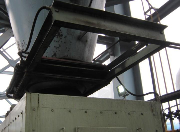 电液动平板闸门、银川市闸门、物料闸门