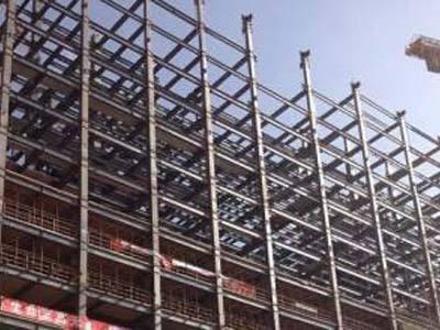 钢结构工程焊接、北京福达钢构、咸宁市钢结构