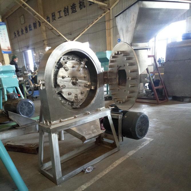 不锈钢尿素粉碎机(图)、加工尿素粉碎机、福建尿素粉碎机