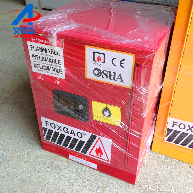 欧盟认证防爆柜厂家 双层防火钢防火防爆柜生产厂家