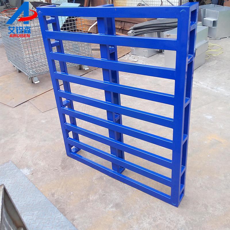 铁卡板生产厂家、艾锐森铁卡板地台板、崇左市铁卡板