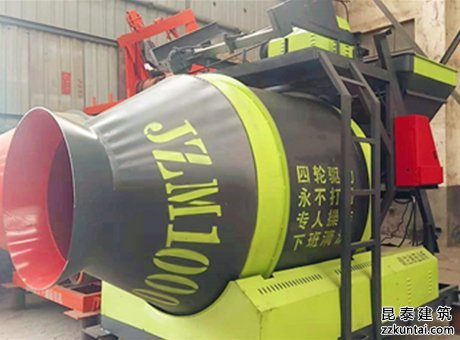 JZM500黄石混凝土搅拌机型号怎么选择呢?