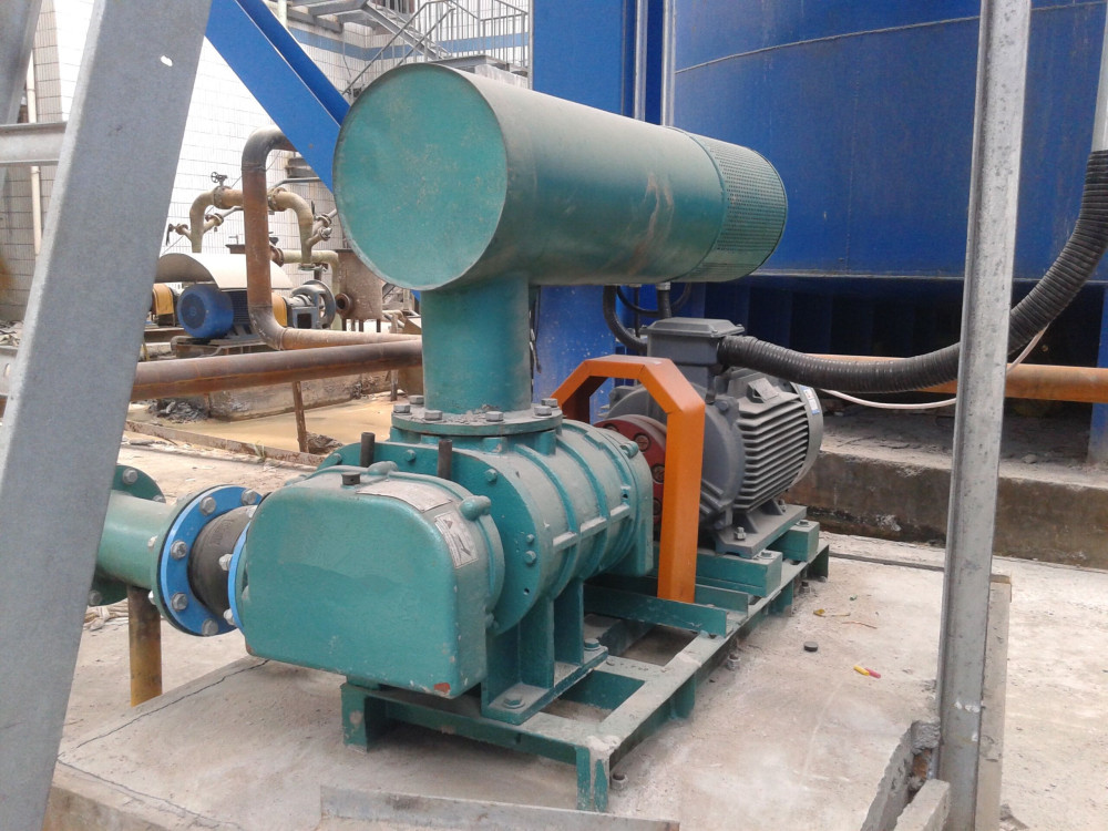 输送煤气罗茨风机易燃气体增压机价格