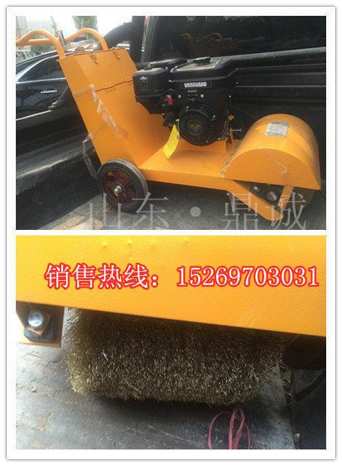 山东青岛清扫路面浮尘打磨机全国热卖