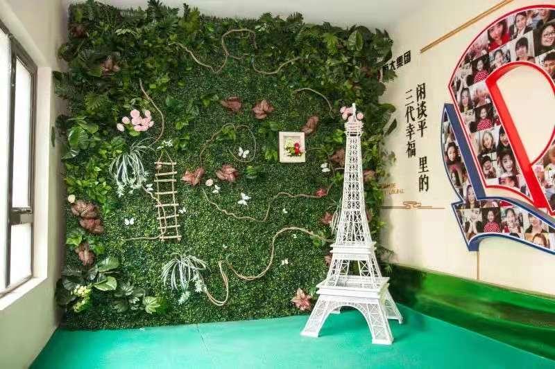仿真植物墻報價、橋西區植物墻、綠植墻(查看)