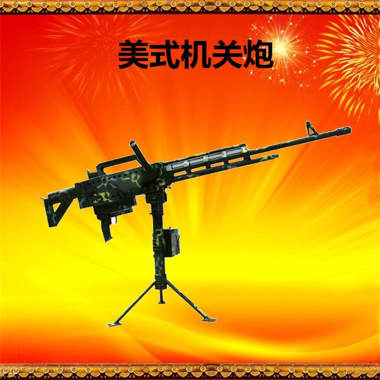 户外新型拓展项目 游乐气炮射击打靶气炮枪 射击体验设备