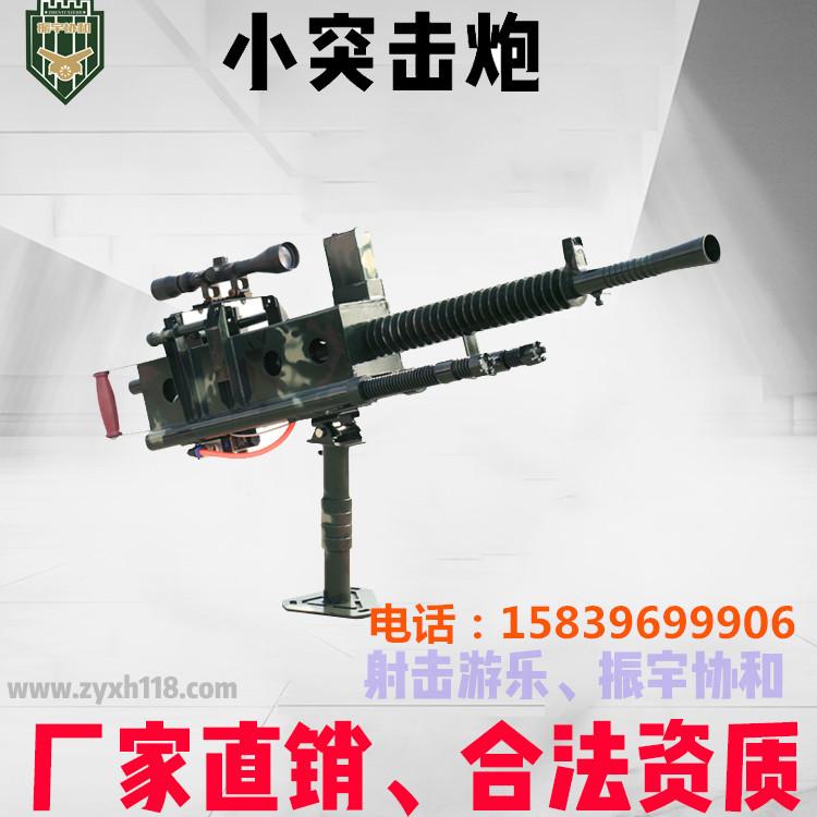 游乐园刺激游乐项目 橡胶弹射击游乐气炮设备