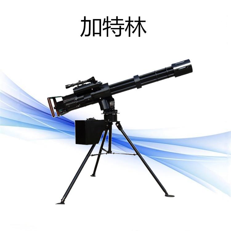 游乐设施射击气炮枪设备 户外游乐设备振宇协和游艺气炮
