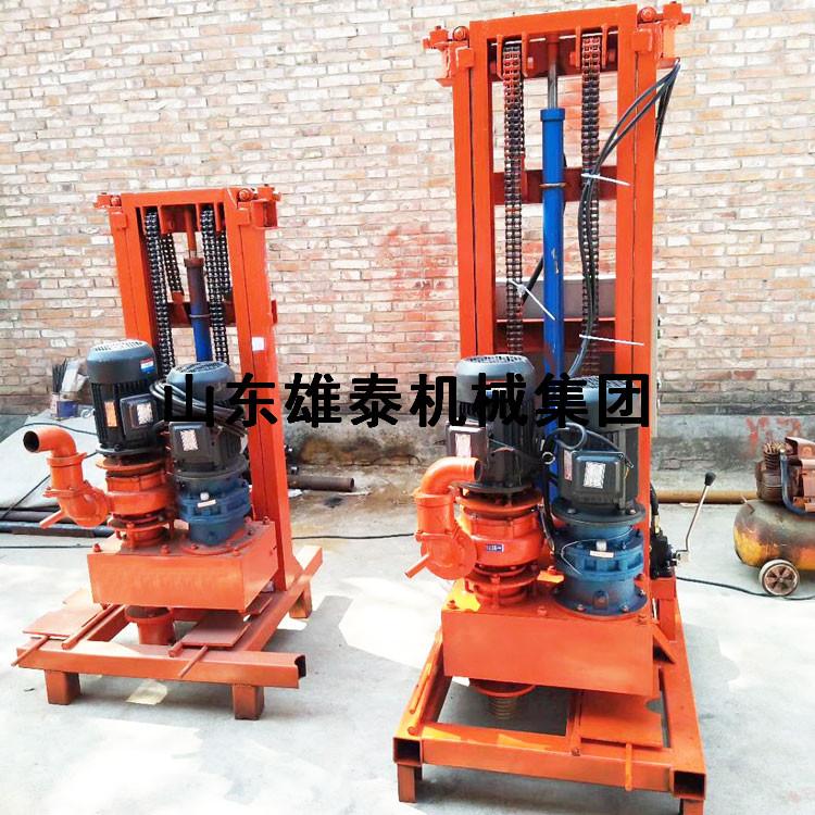 旱田浇灌用打井机 全自动反循环式打地基桩机 三相电可调速型钻机