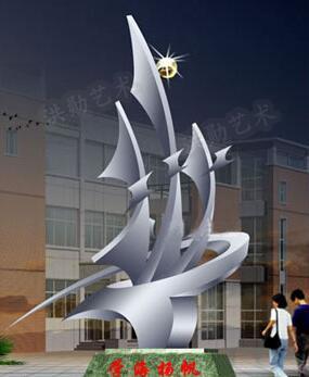 宜昌园林景观雕塑A宜昌不锈钢雕塑