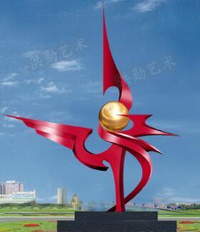 十堰园林景观雕塑A十堰不锈钢雕塑