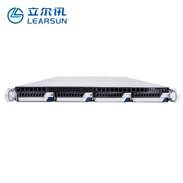 厂家直销 立尔讯通用1U超薄高性能可定制机架式服务器