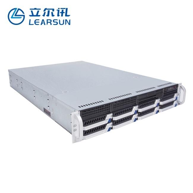 全国包邮 标准2u机架式服务器 服务器定制厂家