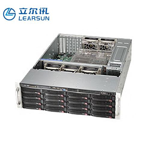 全新一代LR3161高性能3U机架式存储服务器