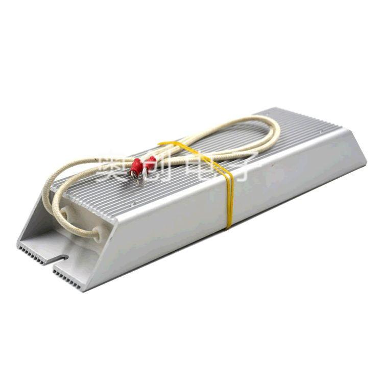 铝壳制动刹车电阻大功率变频器伺服机放电RXLG300W