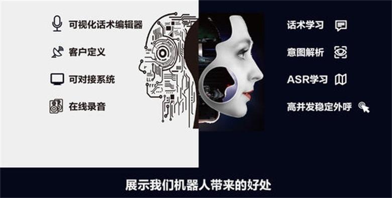 尚维天下(图)、智能外呼机器人的费用、西城外呼机器人