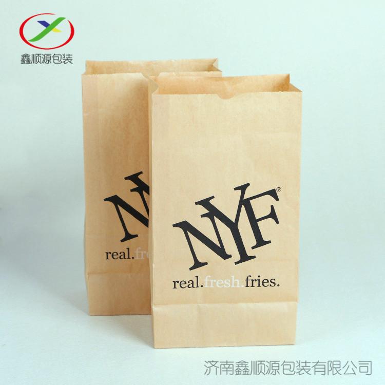栗子袋批发,休闲食品袋生产厂家,环保卫生纸袋定制