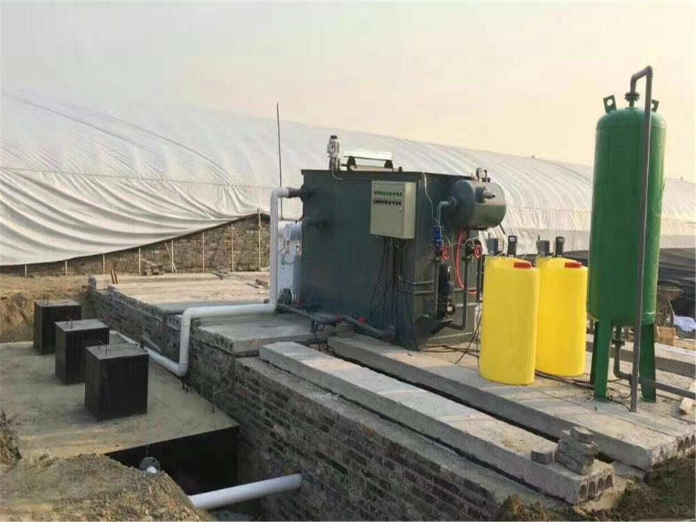 山东大型生活污水处理设备专业生产厂家英科林川