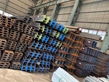 孝感美标H型钢、上海铸然、美标H型钢价格