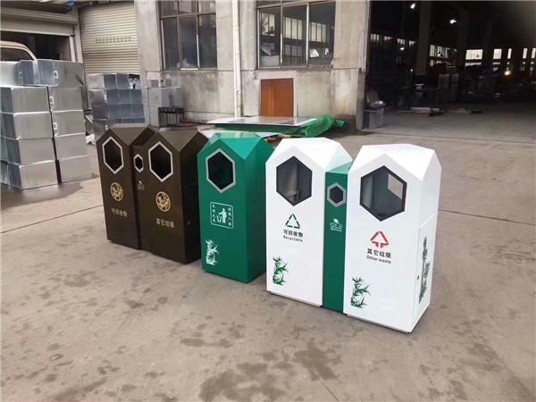 三明【园林不锈钢垃圾桶】景区不锈钢垃圾桶厂家直销