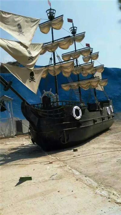 廊坊优质景观船 实木帆船 园林景观船设计生产厂家