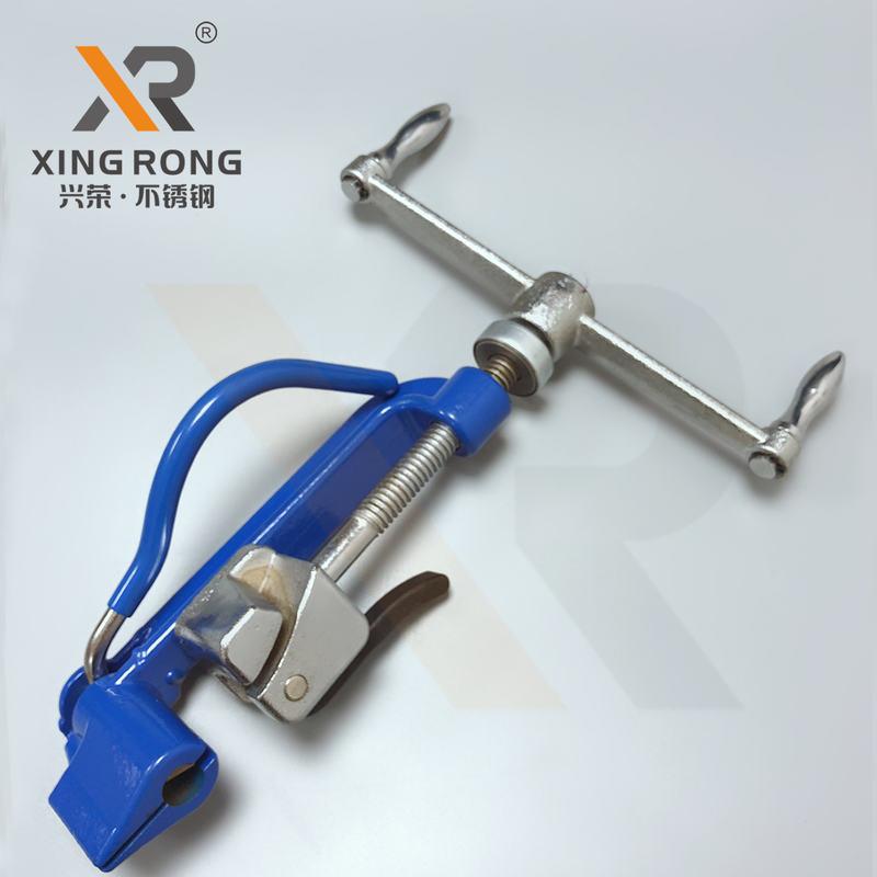 浙江兴荣XR-C001通用型不锈钢扎带工具 收紧剪切一体