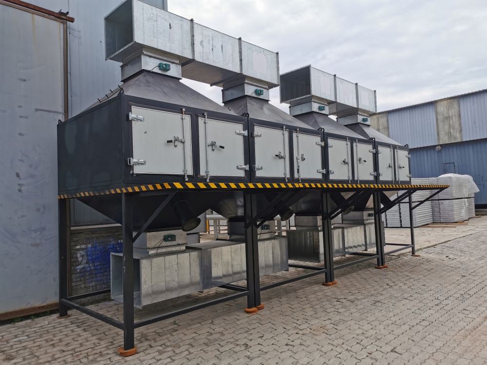 泰安市废气催化燃烧设备联系方式