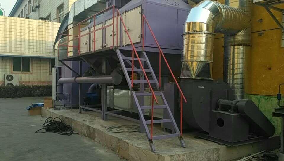 杨浦区废气催化燃烧、生产厂家、工业废气催化燃烧设备