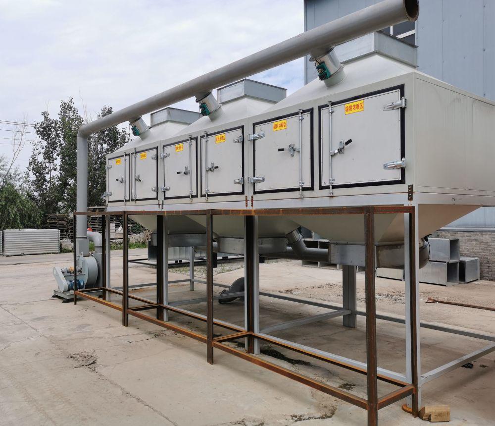 呼伦贝尔市voc有机废气治理公司诺利多尼一站式处理
