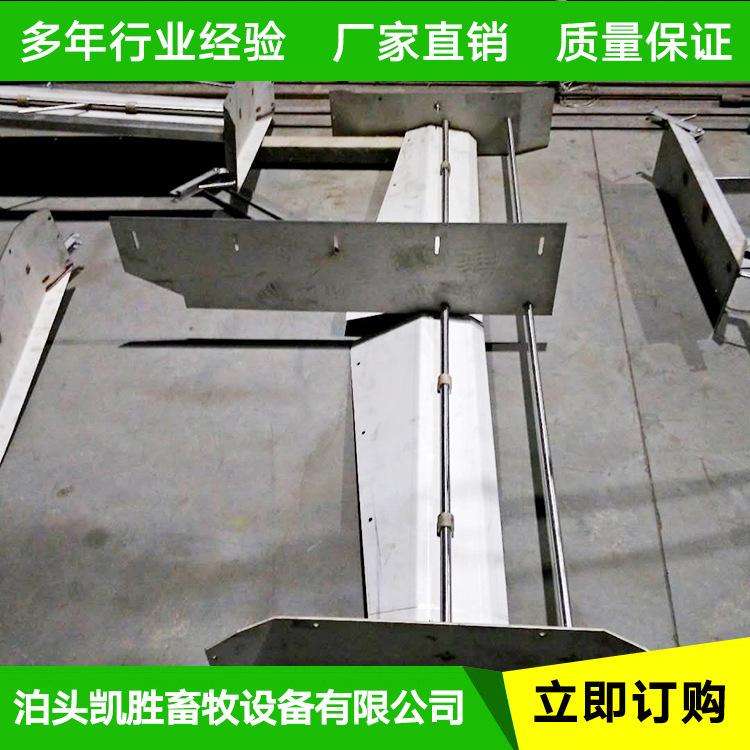 杭州市不銹鋼刮糞機 豬場專用、泊頭凱勝畜牧設備廠(優質商家)