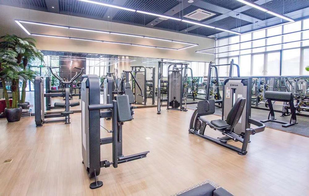 各场所健身房健身器材户外健身器材篮球场足球场运动场地施工体育场馆建设