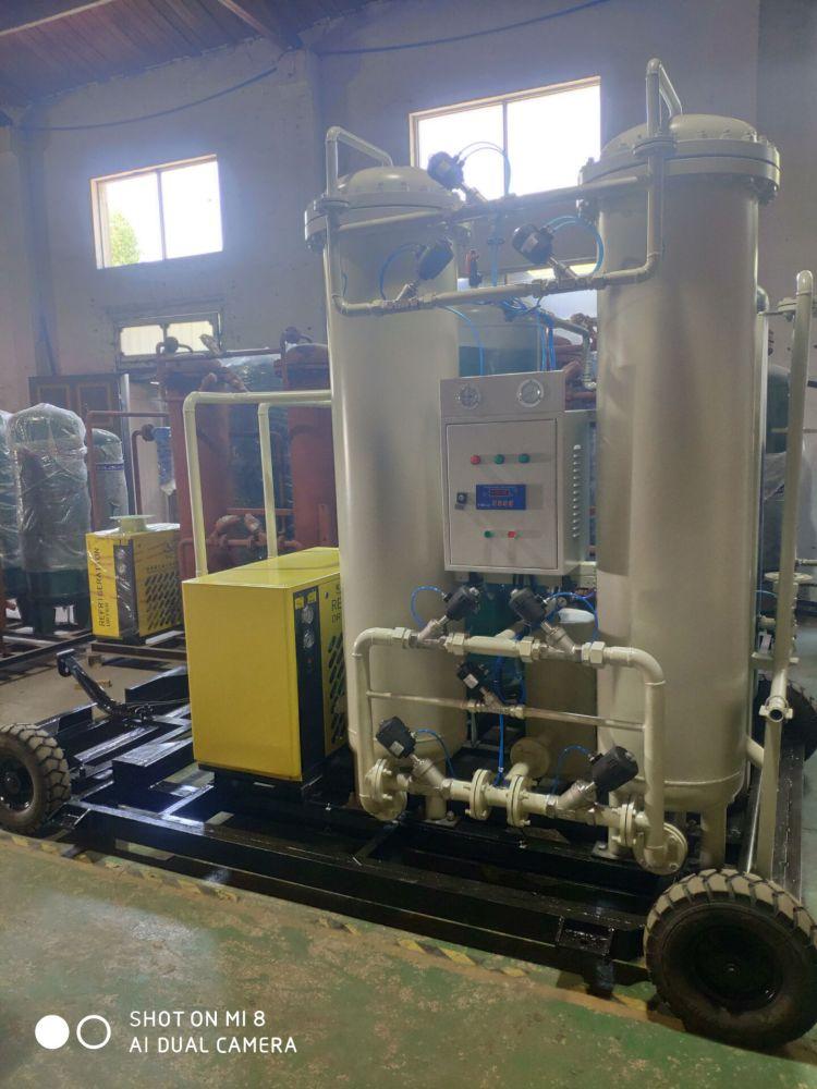 制氮机、苏州创跃气体(在线咨询)、益阳市制氮机