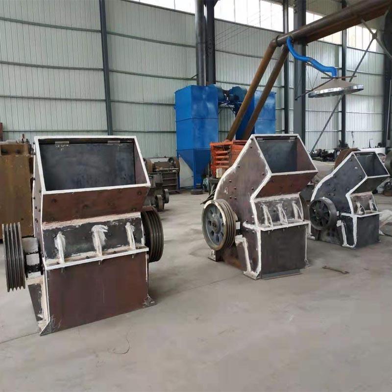 制砂机的噪音装置和降尘要处理完善